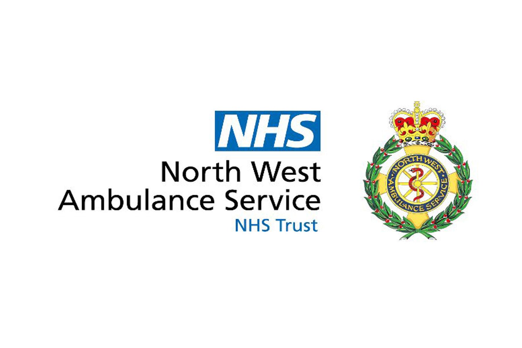 North West Ambulance Service logo