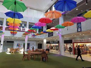 interior view of Runcorn Shopping City