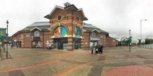 Widnes market photograpgh