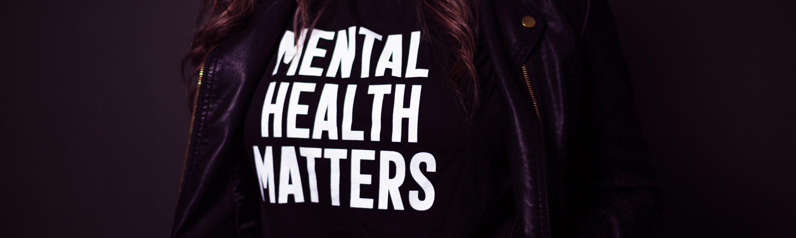 mental health matters banner