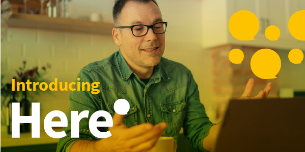 'HERE' is hiring: Join our Counselling Team