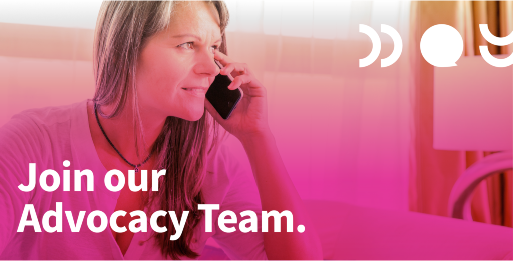 Join our team as an Independent Advocate in Barrow/South Lakeland