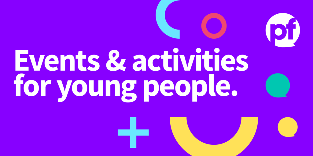 Events Schedule for Young People: June 2021
