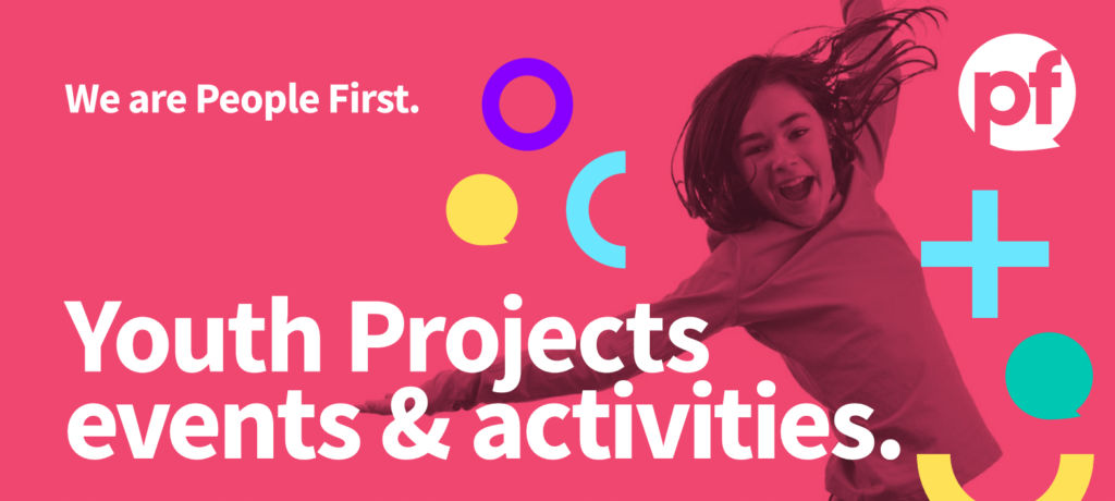 Events Schedule for Young People: July 2021