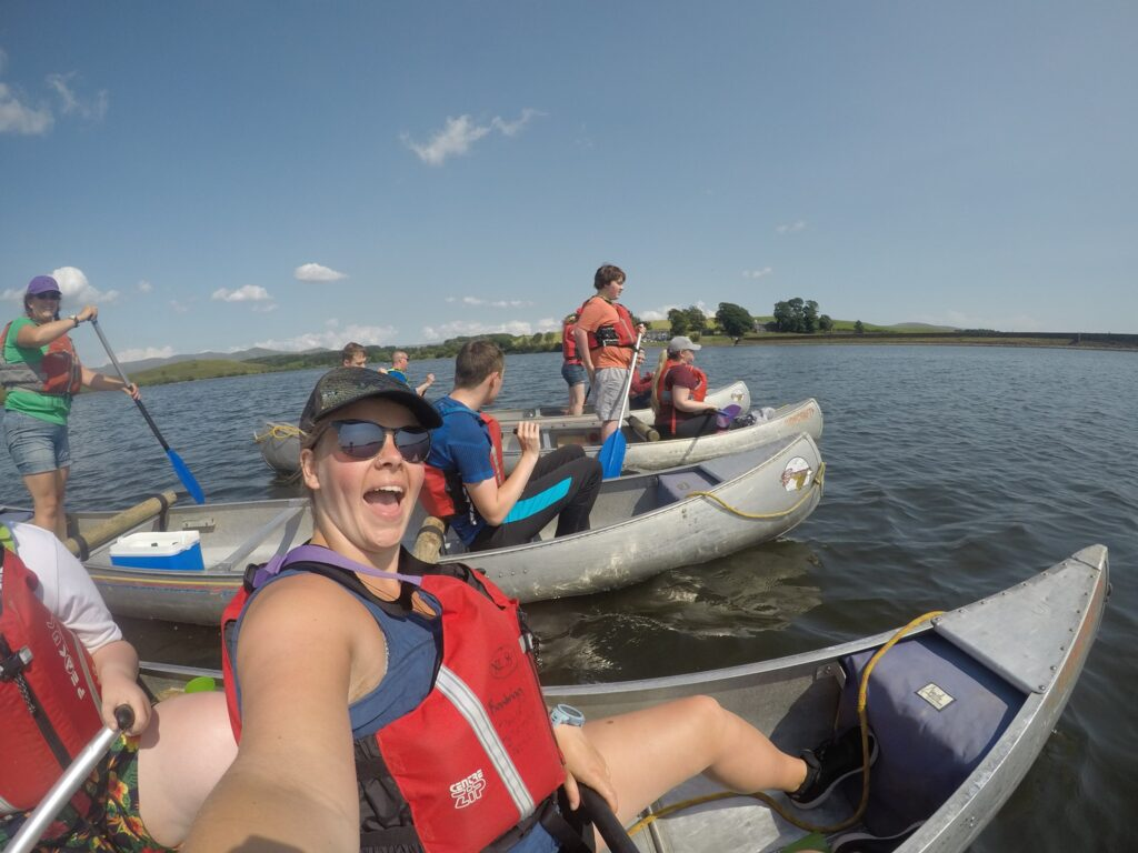 Youth Projects: A summer trip to Bendrigg Lodge